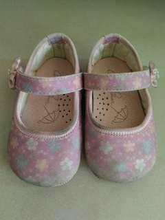 雨傘牌娃娃鞋/學步鞋