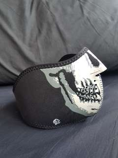 ZAN Skullface Mask Glow In the Dark