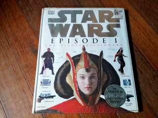"""""""Star Wars Episode I"""" The Visual Dictionary"""