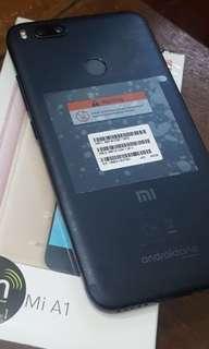 Xiaomi redmi A1 full set mulus 99% ram 4/64