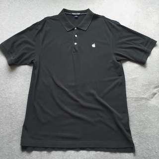 Apple Logo Polo Shirt