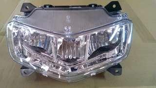 Yamaha limi155 大燈