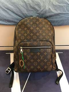 Louis Vuitton 'Josh' Backpack