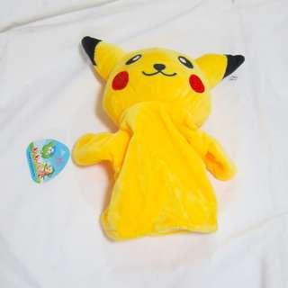 Pikachu Hand Puppet