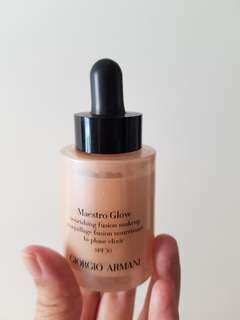 Skin foundation