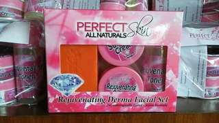 Rejuvanating Derma Facial Set