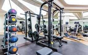Gym counter