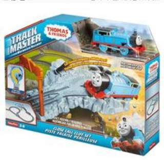 Thomas and Friends Trackmaster Close Call Cliff Playset