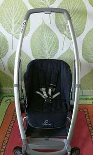 Quinny Senzz stroller - cod area melaka/muar