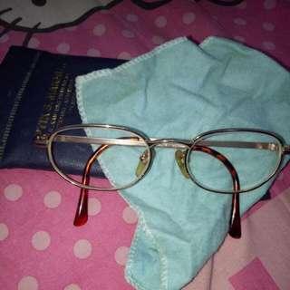 Kacamata Min-1/2
