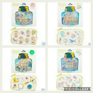 < 2 for $5.50 > Assorted Sticker Flakes
