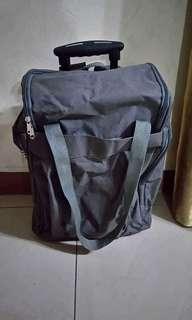 Back Pack Trolly soft. Unisex