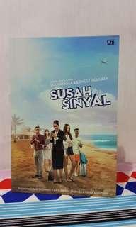 NOVEL SUSAH SIGNAL