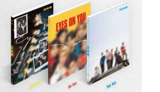 GOT7 EYES ON YOU ALBUM / PHOTOCARDS