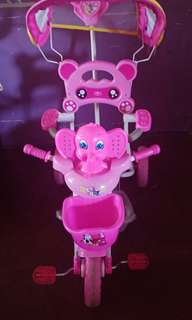 bike for baby gurl