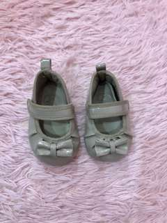 Chateau de sable baby shoes
