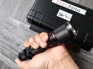 Flashlight Scorpion V2