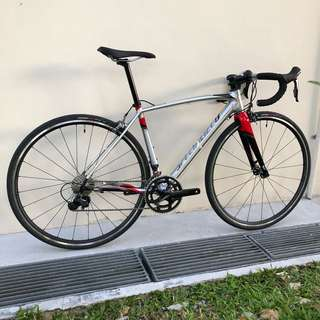 New: Specialized Allez DSW SL Comp road bike size 52cm