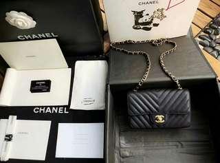 Chanel chevron