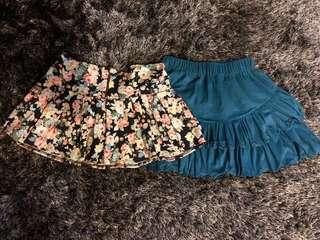 Repriced! Short skirts