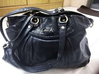 Full leather Authentic Coach F19243