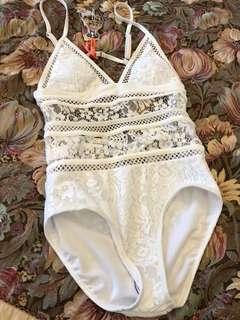 Swimsuit bikini lace 泳衣
