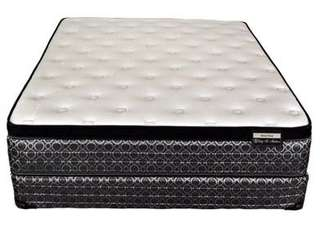 Title: Brand new orthopedic pillow-top queen size mattress