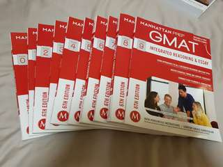 GMAT Strategy and Guide (Manhattan Prep)