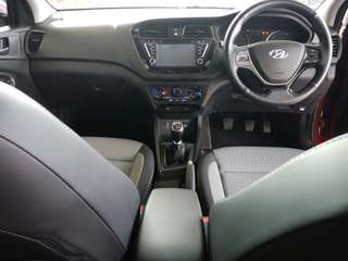 HYUNDAI All NEW i20 AT