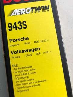 Porsche Cayenne Bosch Wiper