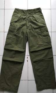Celana PDL M65 US ARMY Original