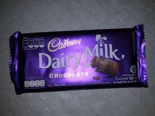 Cadbury Dairy Milk 165 grams