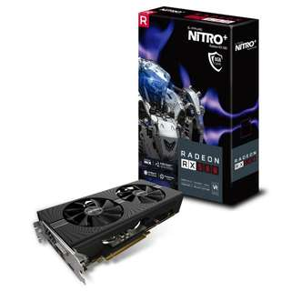 (Brand New & Sealed): RX580 - 8GB [Local Warranty]