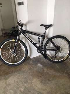 Elsworth Truth full suspension mountain bike