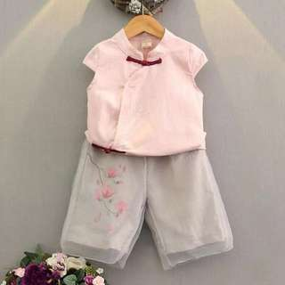 Chinese Traditional clothes for kids/ girls