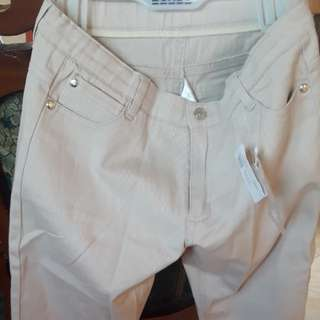 NEW Tutto Piccolo Boy Trousers Camel 12y