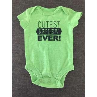 Carters newborn rompers