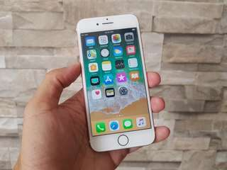 Rose Gold iPhone 7 32Gb Original 2nd Hand