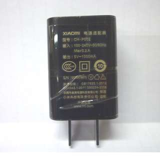 100%New全新小米手機USB充電器/火牛, Xiaomi mobile USB Charger, 輸出output 1A