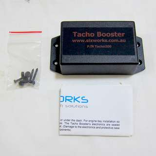 Six Works Australia Tachometer Booster