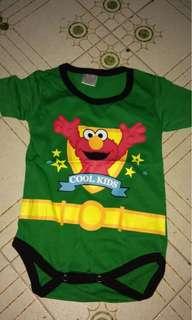 Elmo Baby Rompers