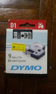 DYMO Label cassette