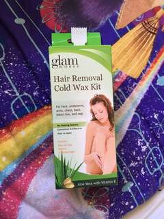 Hair Removal Cold Wax Kit