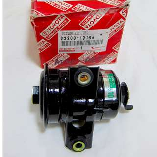 Genuine OEM Toyota Fuel Filter For AE90 & AE95
