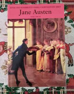 Jane Austen Books Volume 2