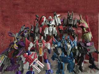 Transformers Generations Fall Of Cybertron Decepticons