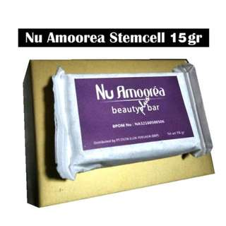 Nu amoorea beauty plus bar 15gr
