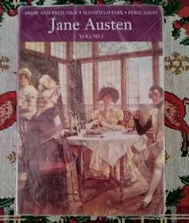 Jane Austen's Books Volume 1