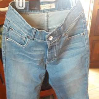 NEW Teddy Smith Slim Fit Jeans 12y (unisex)