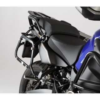 SW Motech TRAX ADV Aluminum Pannier System (Silver) for Yamaha XT1200Z Super Ténéré